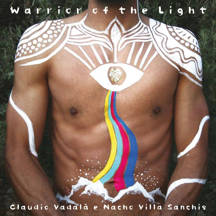 Handpan Warrior Of the Light Claudio Vadalat