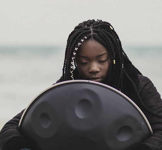 Handpan Professional Concerto Video